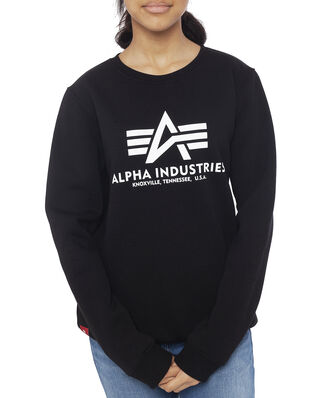 Alpha Industries Junior Basic Sweater Kids/Teens Black