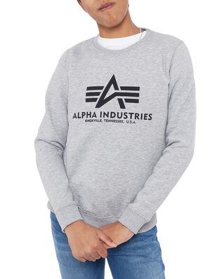 Alpha Industries Junior Basic Sweater Kids/Teens Grey Heather