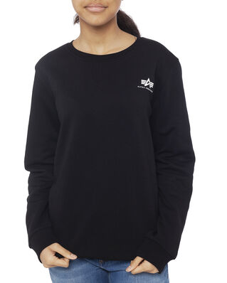 Alpha Industries Junior Basic Sweater Small Logo Kids/Teens Black