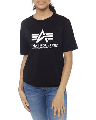 Alpha Industries Junior Basic T Kids/Teens Black