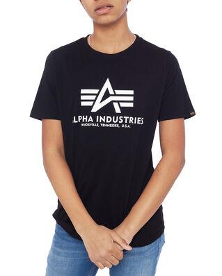 Alpha Industries Junior Basic T Kids/Teens Black