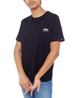 Alpha Industries Junior Basic T Small Logo Kids/Teens Black