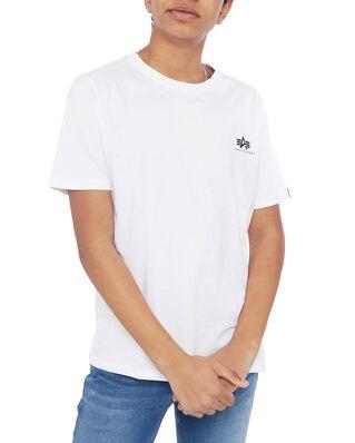 Alpha Industries Junior Basic T Small Logo Kids/Teens White