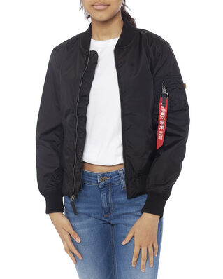Alpha Industries Junior MA-1 TT Kids Black