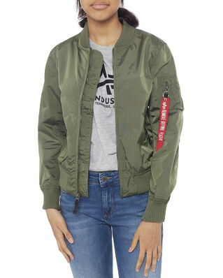 Alpha Industries Junior MA-1 TT Kids Sage Green