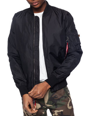 Alpha Industries MA-1 TT bomber jacket black