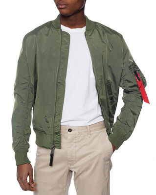Alpha Industries MA-1 TT bomber jacket sage green