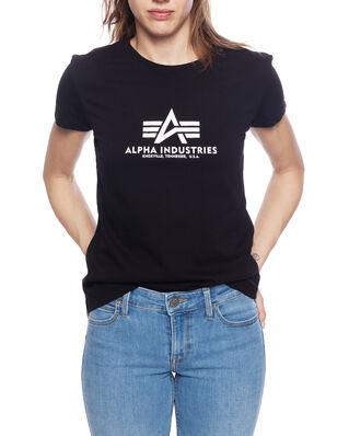 Alpha Industries New Basic T Wmn Black