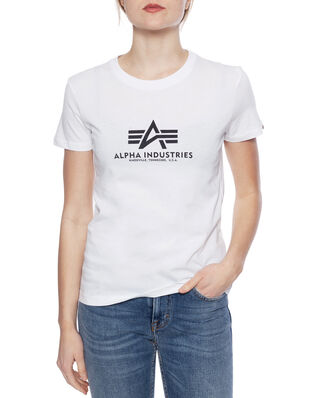 Alpha Industries New Basic T Wmn White