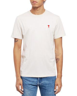 AMI J108 Ami De Coeur T-shirt Off White