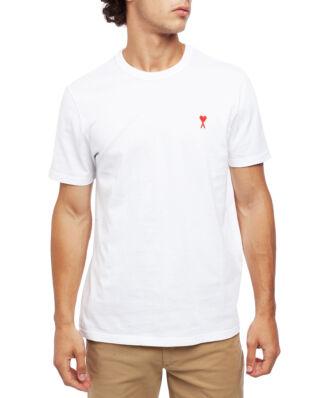 AMI J108 Ami De Coeur T-shirt White
