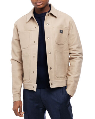 AMI OW500 Worker Jacket Beige