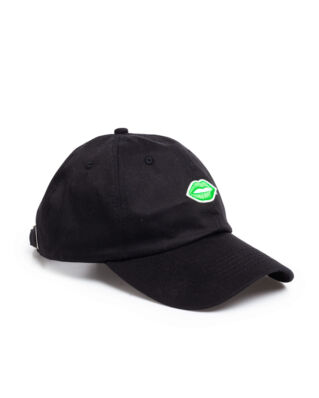 An International Anthem Lips Cap Black