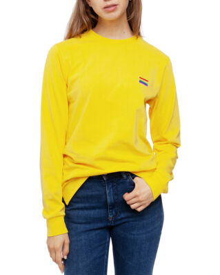 An International Anthem Pride LS Tee Yellow