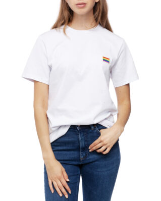 An International Anthem Pride Tee White