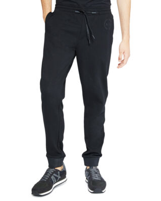 Armani Exchange Fleece Pants Black