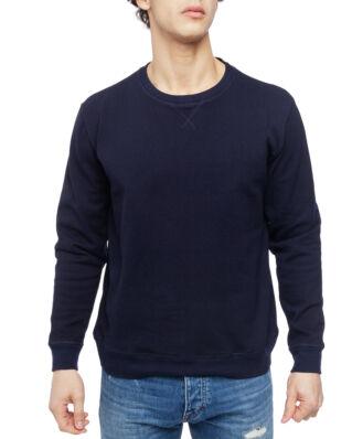 Armor Lux Crew Neck Sweatshirt Navy