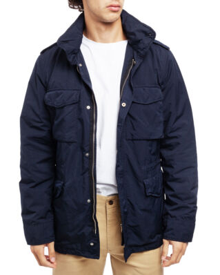 Aspesi New Camp Jkt II Blue Navy