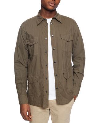 Aspesi Camicia Uomo Militare