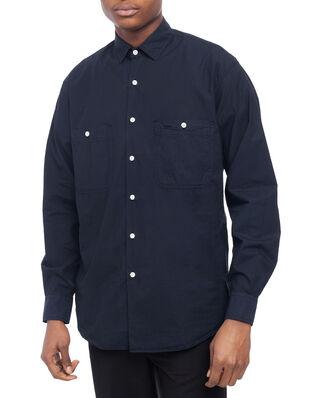 Aspesi Camicia Uomo Navy