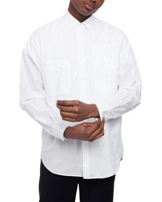 Aspesi Camicia Uomo White