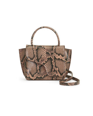 ATP Atelier Montalcino Brown Printed Snake Brown