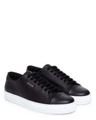 Axel Arigato Cap-toe Black Leather