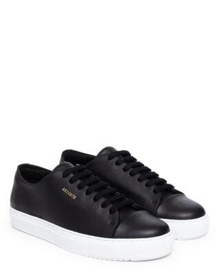 Axel Arigato Cap-toe Black Leather