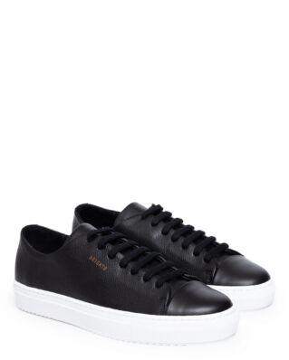 Axel Arigato Cap-toe Black Suede Leather