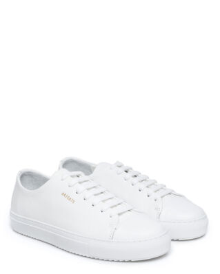 Axel Arigato Cap-toe White Leather