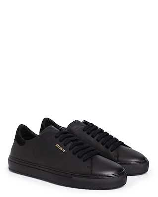 Axel Arigato Clean 90 Black Leather