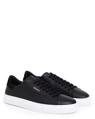 Axel Arigato W's Clean 90 Black Leather