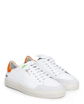 Axel Arigato Clean 90 Triple Orange/Black/Neon Leather