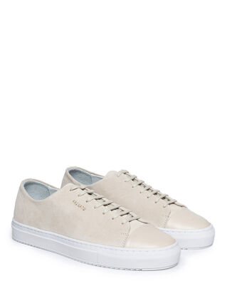 Axel Arigato Cap-toe Beige Suede Leather