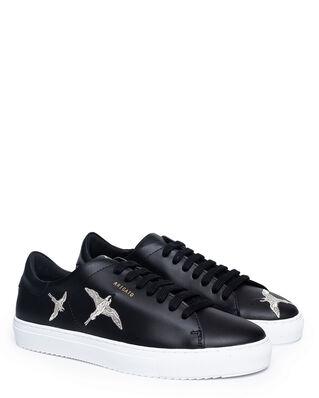 Axel Arigato Clean 90 Bird Black/Silver Leather