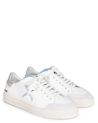 Axel Arigato Clean 90 Triple Bird White/Silver/Dusty Blue