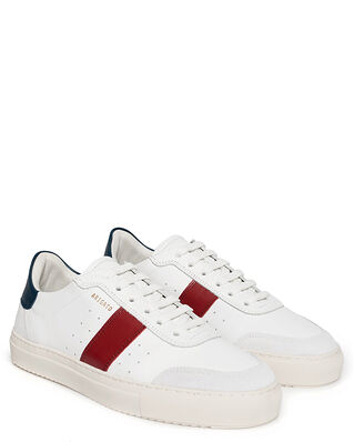 Axel Arigato Dunk Sneaker 2.0 White/Navy/Red
