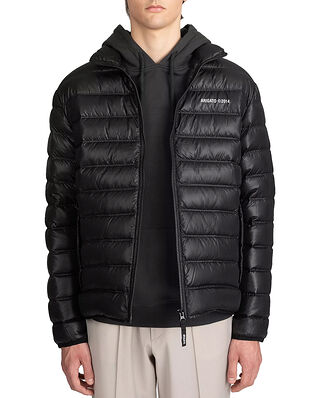 Axel Arigato Hyde Lightweight Puffer Jacket Black