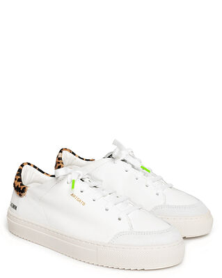 Axel Arigato Junior Clean 90 Triple White/Leopard/Cremino