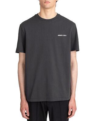 Axel Arigato Monogram T-Shirt Black