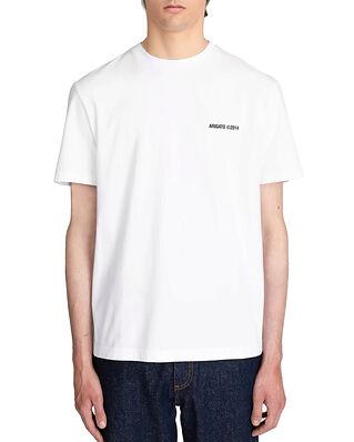 Axel Arigato Monogram T-Shirt White