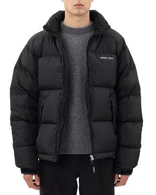 Axel Arigato Observer Puffer Jacket Black