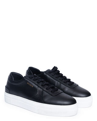 Axel Arigato Platform Black Leather