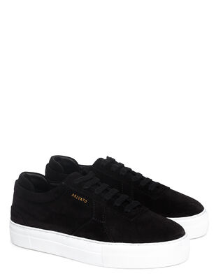 Axel Arigato Platform Black Suede Leather