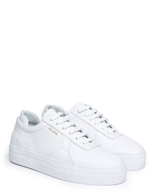 Axel Arigato Platform Sneakers White Leather