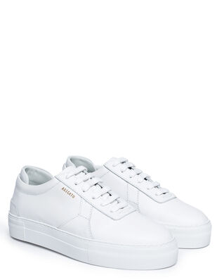 Axel Arigato Platform White Leather