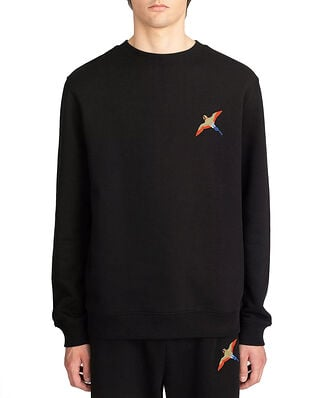 Axel Arigato Single Tori Bird Sweatshirt Black