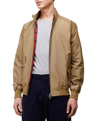 Baracuta G9 Original Bomber Jacket Tan