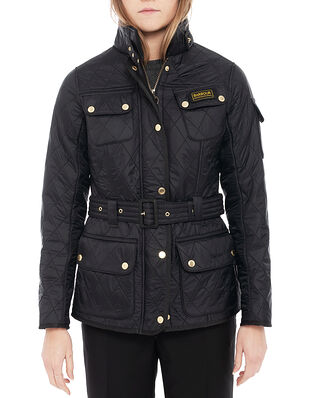 Barbour B.Intl International Polarquilt Black/Black