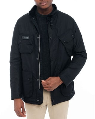 Barbour B.Intl New SL Int Wax Black